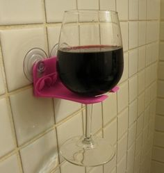 Get Your WaveHooks Wine Glass Holder At Amazon's 3D Printing Store. Moms Need Fun Stuff Too  ... see more at InventorSpot.com
