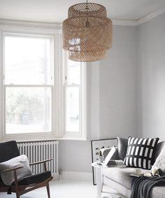 Ikea 'Sinnerlig' pendant lamp