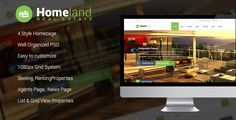 This Deals Homeland - Real Estate PSD TemplateWe have the best promotion for you and if you are interested in the related item or need more information reviews from the x customer who are own of them before please follow the link to see fully reviews