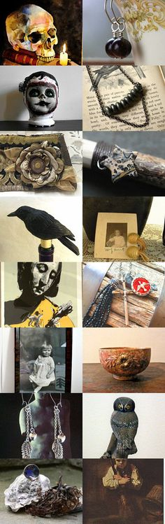 There's Something in the Attic by Evelina on Etsy--Pinned+with+TreasuryPin.com