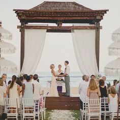 WEBSTA @ botanicaweddings - Share this special day with your closest and dearest.Dream beach weddings at Ayodya Resort, Bali.www.BotanicaWeddings.com#beautiful #botanicawedding #destinationwedding #weddinginspiration #travel #wedding #bridal #baliwedding #balibeachwedding #beachwedding #bali #romance