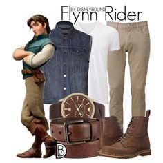Flynn Rider by leslieakay