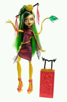 Jenafire Long.. New monster high doll for 2013