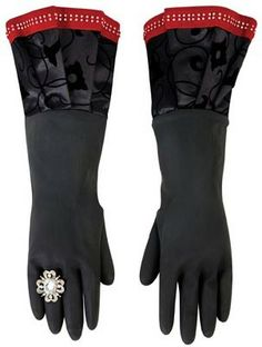 Vigar Glam Gloves | Chalet Kitchen Gadgets, Tools & Utensils. How Fun Are These!!! LOL