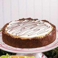 Chocolate+Peanut+Butter+Cheesecake