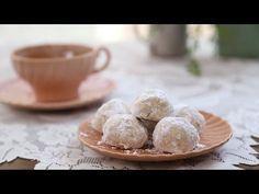Biscoito amanteigado de nozes - YouTube