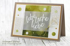 Stampin' Up Stille Natur