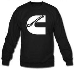 Cummins Dodge Crew Neck Sweatshirt