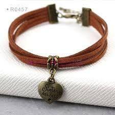 Pin by Jennifer Bradley on Crafts Leather Cord Bracelets, Leather Earrings, Leather Jewelry, Beaded Jewelry, Jewelry Bracelets, Handmade Bracelets, Handmade Jewelry, Diy Earrings, Jewelry Crafts