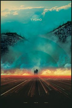 Boulder Poster (Lithograph) – ISO50 / Tycho Shop
