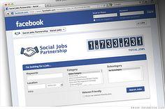 Facebook launches Social Jobs, a job search app - Nov. 14, 2012
