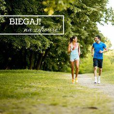 Nie biegasz? To zacznij! Bieganie to samo zdrowie: → wzmacnia płuca i oskrzela → obniża ciśnienie krwi i wzmacnia serce → wzmacnia odporność → poprawia gęstość kości oraz wzmacnia ścięgna i stawy → podczas biegania spalasz od 700-850 kcal na godzinę!  https://www.facebook.com/odchudzaniezjagoda