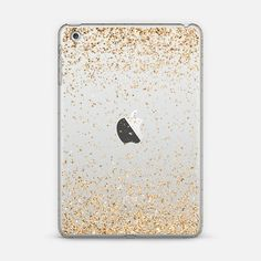 Gold Sparkly Glitter Burst iPad Mini Case by Organic Saturation | Casetify. Get $10 off using code: 53ZPEA
