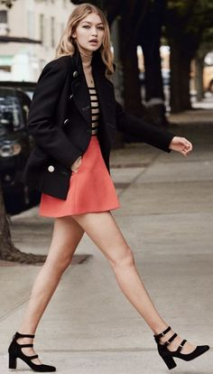 Gigi Hadid nips slip | Hotties