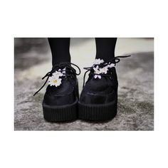 creepers | Tumblr ❤ liked on Polyvore featuring pictures, shoes, backgrounds, images and photos