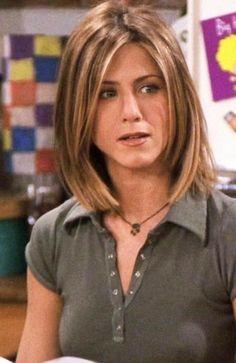 Haircuts For Long Hair, Short Haircut, Bob Hairstyles, Fancy Hairstyles, 90s Haircuts, Popular Hairstyles, Rachel Green Hair, Rachel Green Outfits, Hair Styles 2016