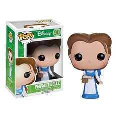 From the Disney Classic Beauty and the Beast comes this adorable Belle Funko POP vinyl figure These displayable and collectable figures stand at 3 75