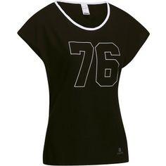 FITNESS Habillement Chaussures Access Vêtements - T-shirt Essentiel fitness DOMYOS - Sports