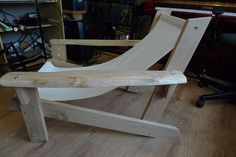 Adirondack Deck Chair