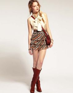 Womens Skirts Fashion Tips