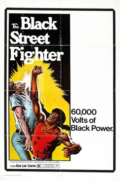 The Black Street Fighter (1974) starring Richard Lawson
