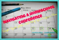 Navigating a Homeschool Conference! by Raising Clovers - Simple tips to get the most out of your convention time! Be sure not to miss this post if you are planning to attend a homeschool convention!