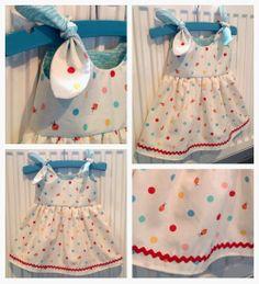 Itty Bitty dress