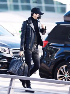 Jungkook's Airport Fashion || BTS