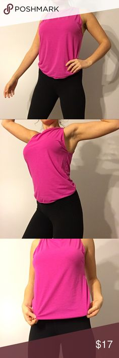 💕athleta workout tank💕 Perfect pink athleta workout tank! Pair with a fun pair of leggings and you're ready to go! Perfect material and in great condition 💝 needs a new home! Why shop my closet ?   ❥ smoke free home!  ❥ great condition items! ❥ 100% negotiable prices!  ❥ 1-2 day shipping! ❥ cheap prices!   I'm super friendly and thrilled for you to shop my closet! Please don't hesitate to ask for additional photos or information ☻ thanks for stopping by - enjoy ! Athleta Tops Tank Tops