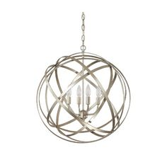 Found it at Wayfair.ca - Gaia 4 Light Globe Pendant