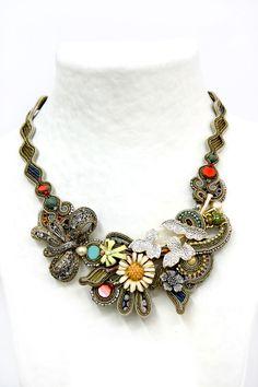 Ephrah necklace - Dori Csengeri