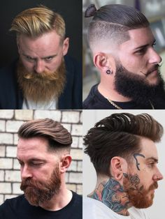 40 Simple, Regular, Clean Cut Haircuts for Men - Men's Hairstyles Haircut Names For Men, Hipster Haircuts For Men, Trendy Mens Hairstyles, Kinds Of Haircut, Mens Hairstyles With Beard, Hipster Hairstyles, Stylish Haircuts, Undercut Hairstyles, Cool Hairstyles