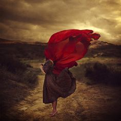 Brooke Shaden's photography is like snapshots from my dreams.