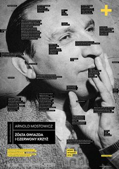 Mostowicz | Poster - Agnieszka Ziemiszewska Poster Competition, Web Design, Graphic Design, Design Ideas, Swiss Design, Online Blog, Research Studies, Book Layout, Typography