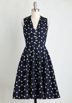 Memories of Madrid Dress, #ModCloth