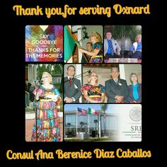 The Consulate of Mexico - Say Goodbye and Thanks for the memories #Oxnard