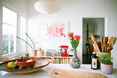 The Bohemian Life: Designer Lauren Soloff at Home in LA
