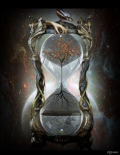 La theorie du Chaos! Que serai je sans! Chaque action a ses conséquences parfois sur plusieurs années. En écrivant a l instant peut être les conséquences se feront ressentir dans la minute qui suit, le mois, l année, la décennie ou a la fin de ma vie. Permet de mieux comprendre relativiser les épreuves difficiles. Donne du sens au vécu passe et a venir.