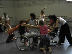 Dance/Movement Therapy for people with Special Needs, wonderful work from Danzalud http://www.danzalud.org.mx/