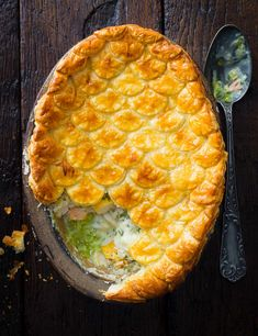 Mushy pea fish pie Best Fish Pie Recipe with Mushy Peas Take your classic fish pie to the next level with our epic recipe complete with a hidden layer of vibrant-green mushy peas buried in the bottom Easy Pie Recipes, Fish Recipes, Seafood Recipes, Savoury Recipes, Savoury Pies, Salmon Recipes, Vegan Recipes, Dinner Recipes, Recipes