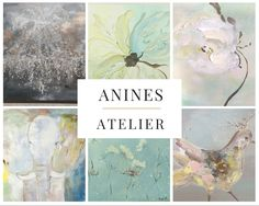 Anines Atelier Design, Pattern Design, Hand Painted, Painting, Watercolor And Ink, Art, Surface Pattern Design, Ink, Arts And Crafts