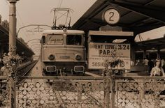 Imagini vechi cu trenuri CFR - Pagina 71 My Town, Bucharest, Fair Grounds, Trains, Train