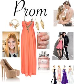 """""""my prom"""" by soso-424-22 ❤ liked on Polyvore"""