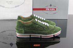 2013 Man Prada Sneaker
