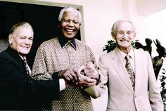 Nelson Mandela Was a Revolutionary—and These Jews Made Common Cause With Him