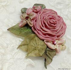 Kwiaty tkaniny do dekoracji butów (36) (700x696, 463Kb)