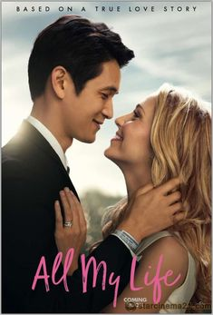 Watch-[Full-HD!] All My Life (2020) HD Full Movie Online Free How to watch All My Life (2020) Full Movie Online Free? HQ Reddit DVD-ENGLISH All My Life (2020) Full Movie Watch online free Multilanguage and High Quality. 2020 Movies, Hd Movies, Movies To Watch, Movies Online, Movies And Tv Shows, True Love Stories, Love Story, My Life Movie, Film Vf