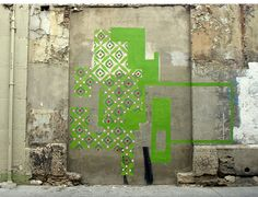 Street Art - Nuria Mora