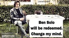 "Ally Reylo 🌸 on Twitter: ""#saveBenSolo #bendemption #reylo #StarWars… """