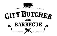 City Butcher and Barbecue Logo